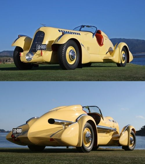 1935 Duesenberg Mormon Meteor SJ Speedster ...Like going fast?  Call or click:  1-877-INFRACTION.com (877-463-7228) for Aggressive Traffic Ticket, DUI and Suspended License Defense