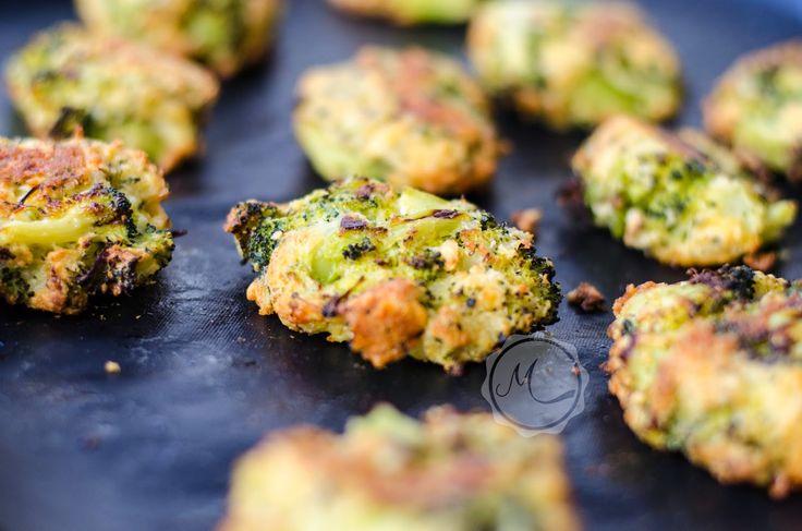 Broccoli Pancakes ~ Mangiare squisito ~ Foodblog