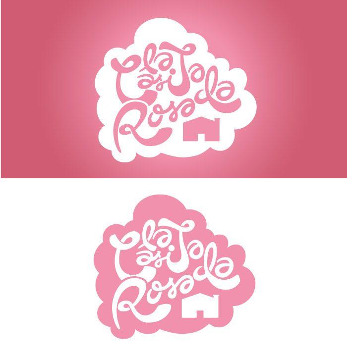 Logo La Casita Rosada
