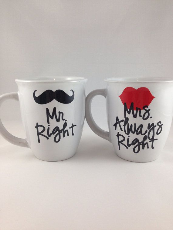 Wedding Gift Coffee Mugs : ... about Fun DIY Gifts on Pinterest Teaching, Fathers day and Gifts