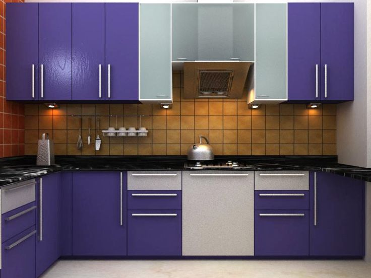 Kitchen Wardrobe Design Images
