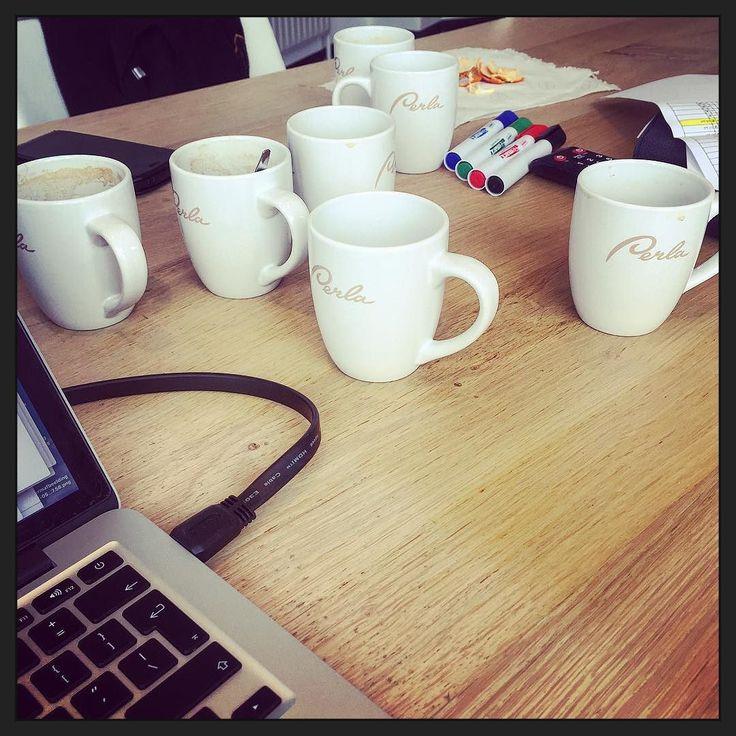#verkiezingen voor de #ondernemingsraad  organiseren: bij #AholdDelhaize #CoffeeCompany is daar koffie bij nodig... ;-) #myview