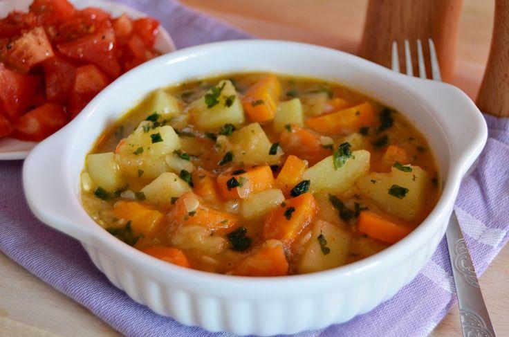 Reteta Tocanita de legume - Mancaruri de legume