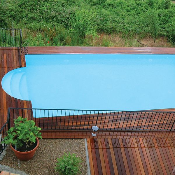 M s de 25 ideas incre bles sobre piscine acier en for Piscine acier enterree