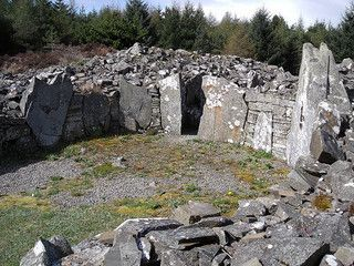 Annaghmare Court Tomb | Flickr - Photo Sharing!