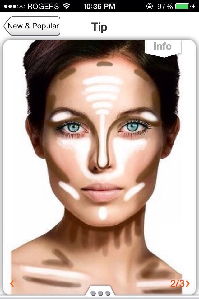 How To Apply Foundation Properly!