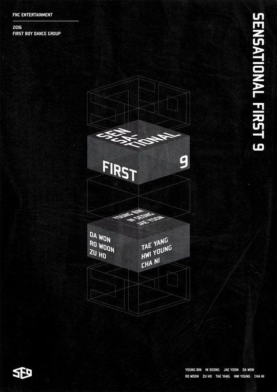 """FNC Entertainment are finally going to debut their long-awaited boy group soon. The group, named SF9 meaning """"Sensational First 9"""", will be formed by nine members who've undergone FNC's rookie training program Neoz School. SF9 are FNC's first boy group focused on dance performances, unlike the boy bands on their roster like FTMore"""