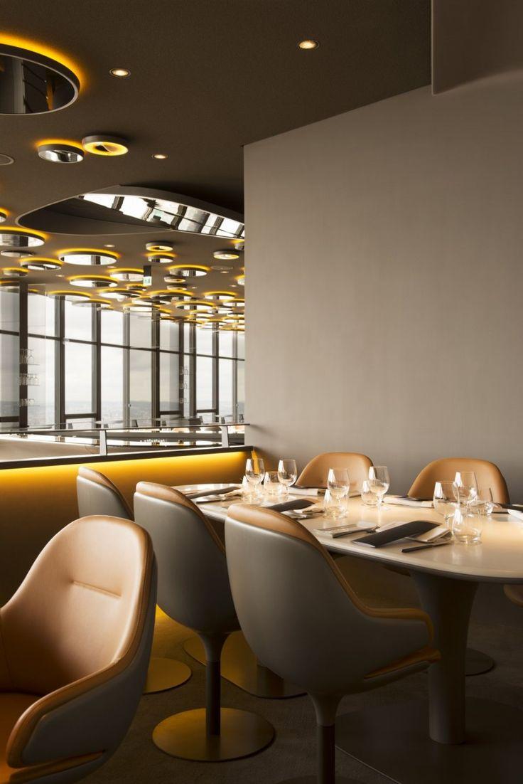 Marvelous Ciel De Paris Restaurant By Noé Duchaufour Lawrance Pictures