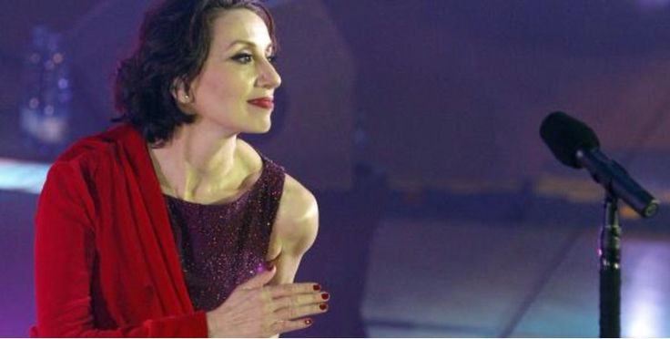 Luz Casal en concierto
