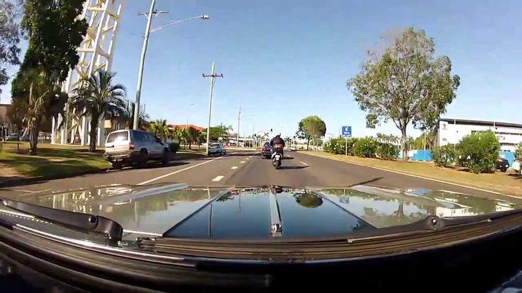 Holden HT Monaro GTS 350....short cruise.