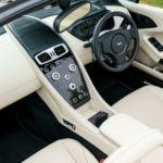 2018 Aston Martin Vanquish S Volante Features