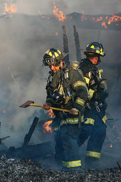 Multi-Alarm Fire Destroys San Jose Radio Station by smokeshowing, via Flickr