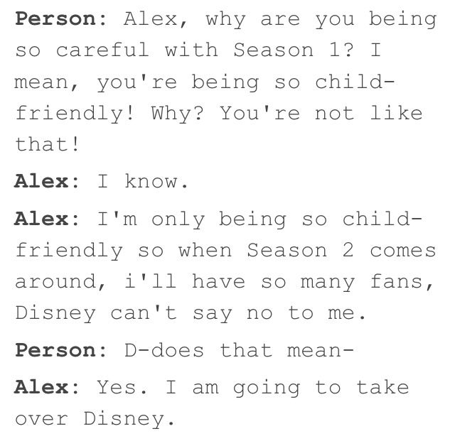 Alex Hirsch is going to take over Disney. Or at least the Disney XD channel.