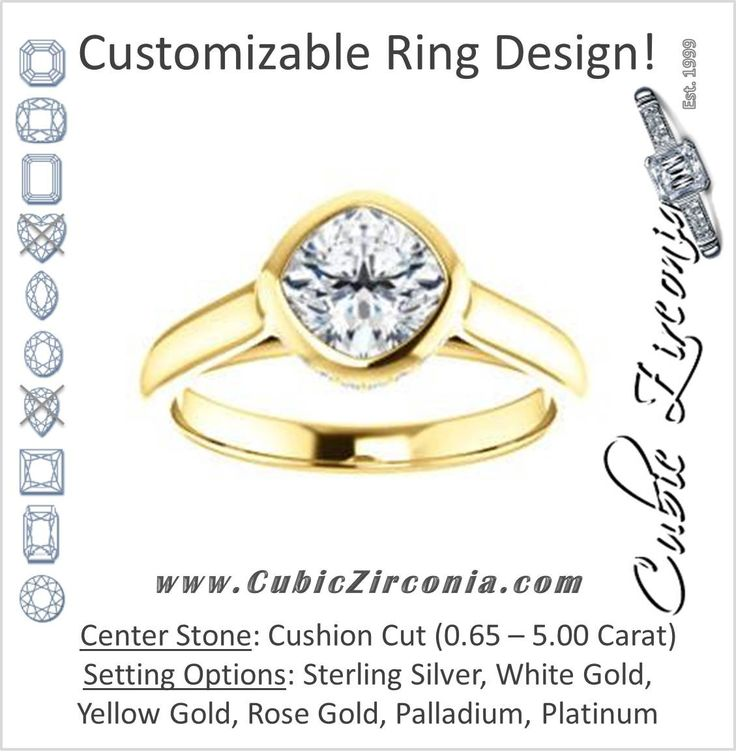 Top 10 Engagement Ring Designs Our Insta Fans Adore: Best 25+ Solitaire Cushion Cut Ideas On Pinterest