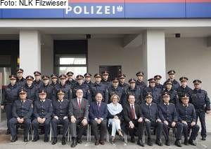 NÖ: Neue Polizeiinspektion am Bahnhof St. Pölten offiziell eröffnet