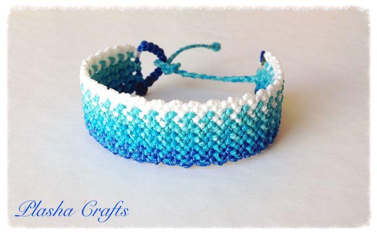 Brazalete MAR Bracelet Macrame