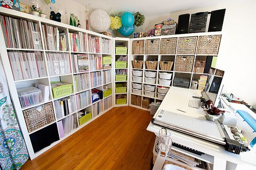 Want this Scrapbook room