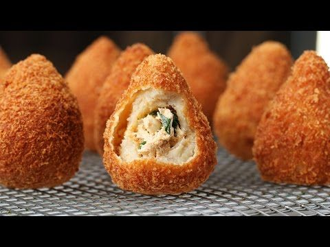 Get Ready For The Olympics Opening Ceremony With These Authentic Brazilian Chicken Croquettes