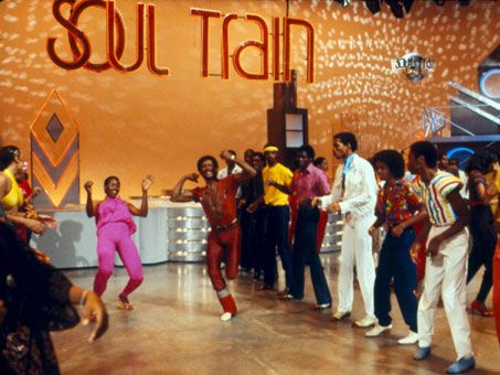 The Soooooooooouuuuuuuuuuuul Train! My favorite part was always at the end, when they would do the dance off. I'm no expert at judging these things, so I would always give it to the guy with the crazy outfit. I never liked the guy acting like he didn't care. Have some heart, guy…you're on tv.