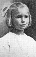 """When 5-year-old May Pierstorff asked to visit her grandmother, her parents had no money to buy a rail ticket. So they mailed her. In 1914, May's parents proposed mailing her from Grangeville, parcel post to Lewiston, Idaho, 75 miles away. The postmaster found the """"package"""" was under the 50-pound weight limit, so he winked at their plan, classed May as a baby chick, and put 53 cents in stamps on her coat. May rode in the train's mail car and was delivered safely to her grandparents."""