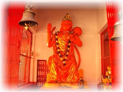 Gods and Goddesses of Nainital: Shree Hanuman Chalisa - Mantra Par Excellence