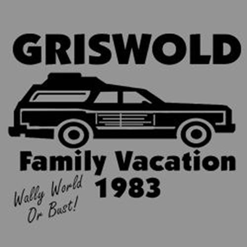 Griswold Family Vacation T-shirt Movie 5 Colors S-3XL