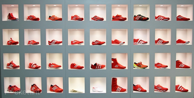 Adidas Olympic footware