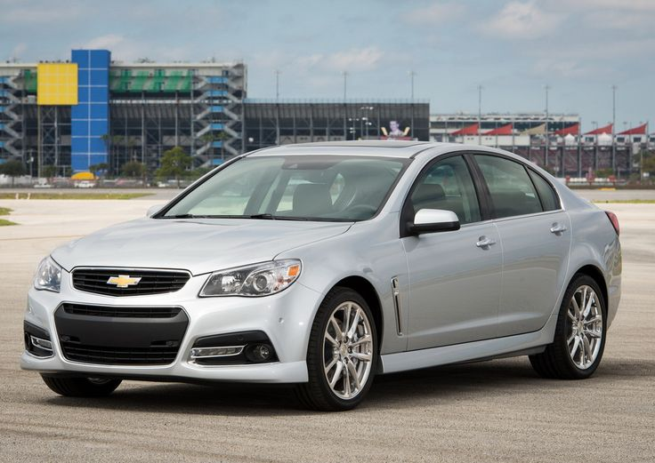 Beautiful Chevy Caprice Ss 2015
