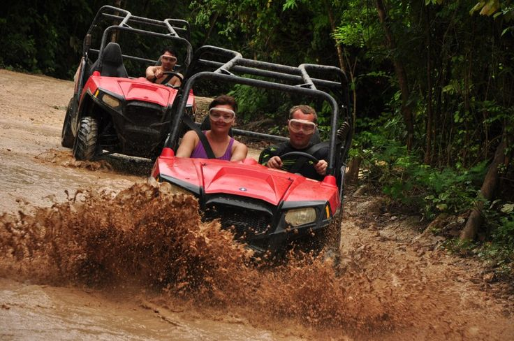 No Sun = No Fun?? See what there is to do in Cancun!