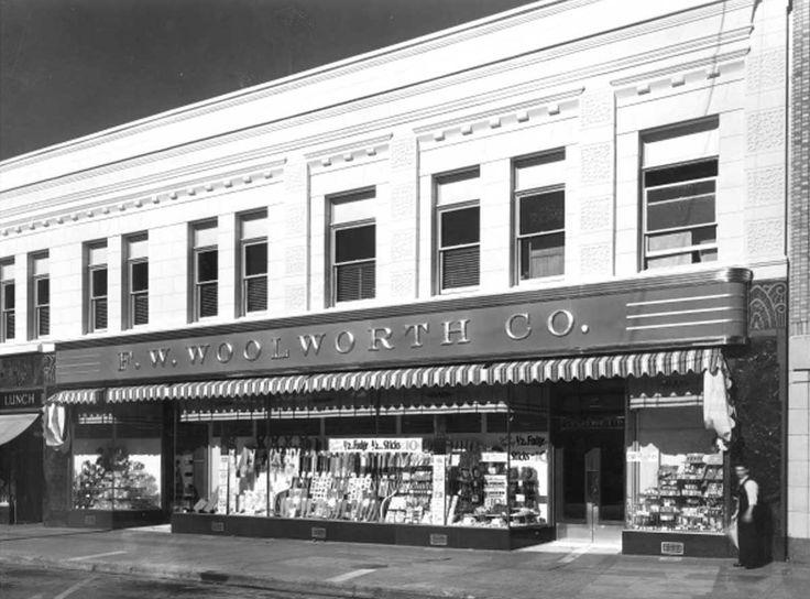 F.W. Woolworths W. 34th St - NYC | Nyc, Vintage new york
