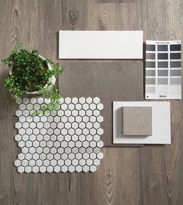 We love seeing your design ideas coming together. Regram from @emmarosedesign Can't wait to see the finished interior.