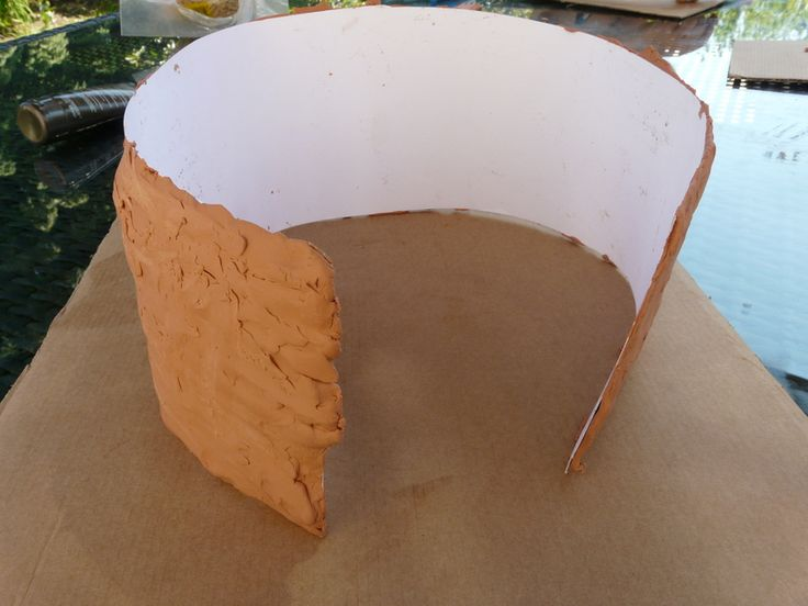 How To Make A Model Celtic Roundhouse At Navigating By Joy