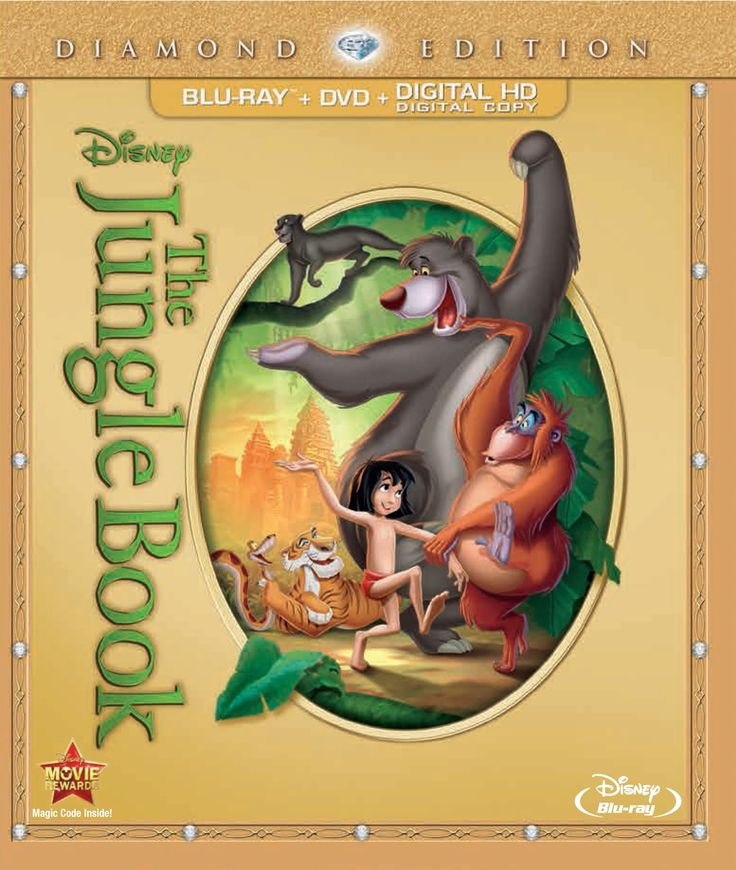 Amazon.com: The Jungle Book (Two-Disc Diamond Edition: Blu-ray / DVD + Digital Copy): John Abbott, Bruce Reitherman, Sebastian Cabot, Darleen Carr, Verna Felton, Phil Harris, Louis Prima, Sterling Holloway, Clint Howard, Lord Tim Hudson, J. Pat O'Malley, George Sanders, Chad Stuart, Ben Wright, Wolfgang Reitherman, Larry Clemmons, Ralph Wright, Ken Anderson, Vance Gerry: Movies & TV