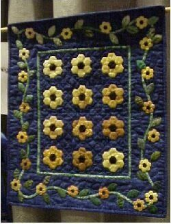 Miniature Quilts - Tips, Tricks and Free Patterns