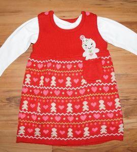 sukienka świąteczna GEORGE rozm. 74 http://dzieciociuszek.pl/products/33893