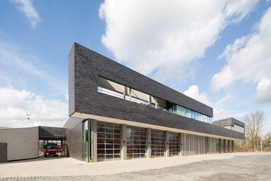 Fire Station Doetinchem,© Ossip van Duivenbode