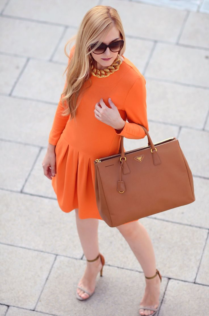 Oh My Vogue: Tangerine Fall