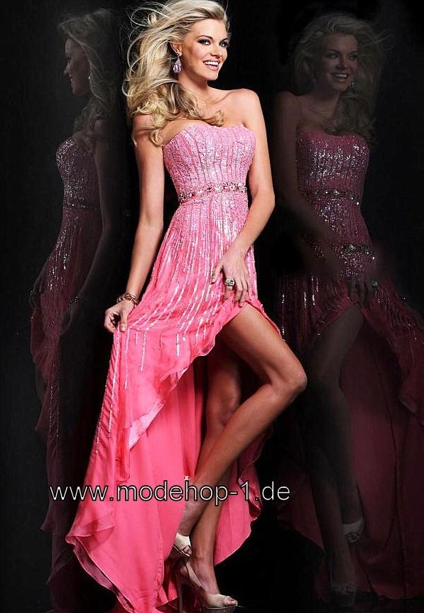 134 best Abend / Vokuhila Kleider Vorne Kurz Hinten Lang images on ...