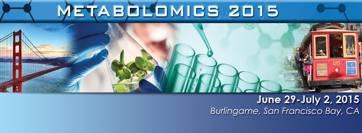 Annoucing the 11th international of the Metabolomics Society