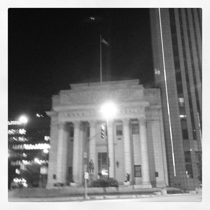 Downtown Winnipeg