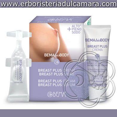 Breast Plus Crema e Siero: per un Seno Più Alto, Più Pieno e Più Sodo