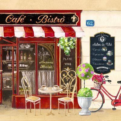 Image result for paris bistro