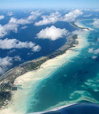 Kiribati Geography
