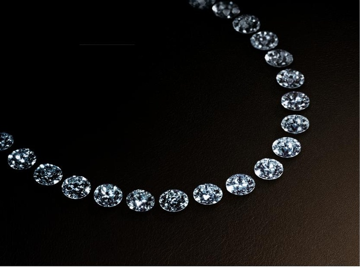 Ideal-Cut diamonds - the heart of our expertise - Discover more on www.backesandstrauss.com