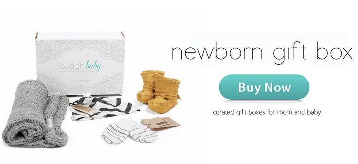 Celebrate the soon to arrive baby in your life with the newborn buddhiBaby box. This box is filled with lovingly handmade essentials for newborns.