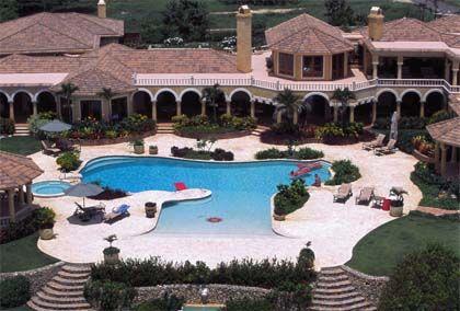Maison de vacances de luxe en République dominicaine  - Photo detail: Une maison de vacances de luxe en République dominicaine. Lisez en plus sur Logic-Immo.be !