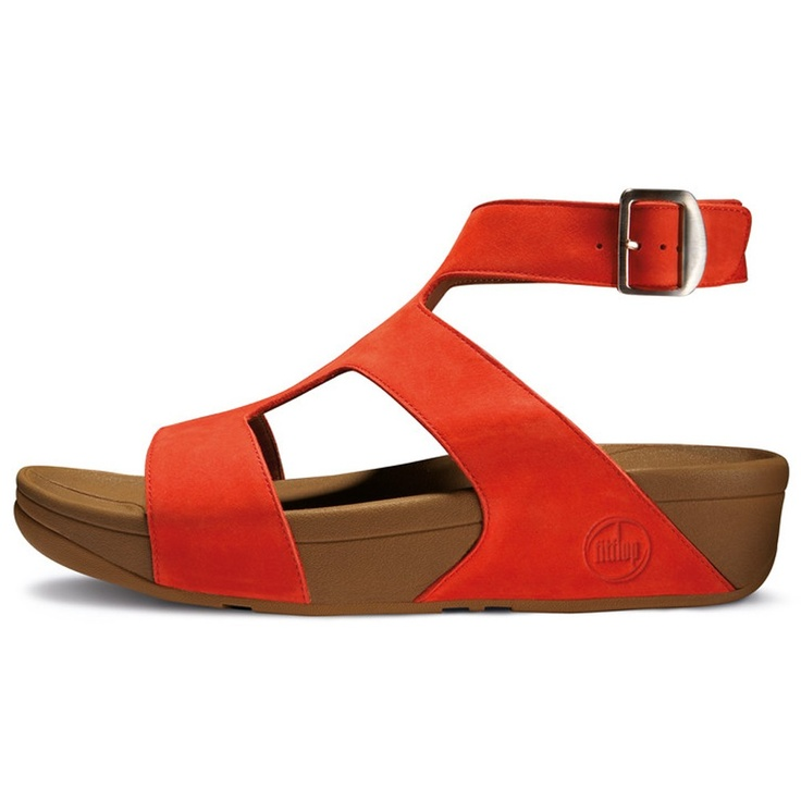 Fitflop Gladiator Wedge - Flame    Click to buy!