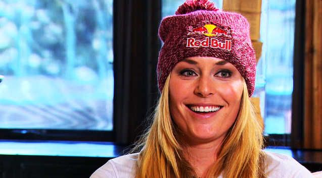 """Dominique Gisin und Lindsey Vonn in CNN """"Alpine Edge""""  #sport4final  @CNNGermanyPR  #sport4"""