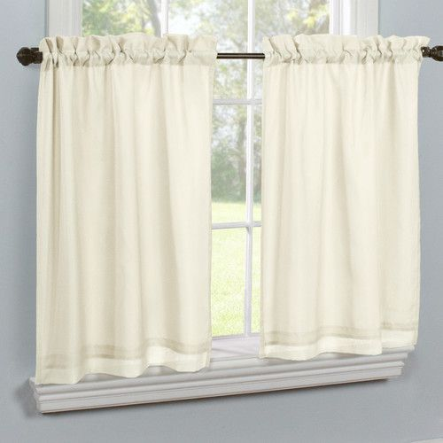 1000+ Ideas About Tier Curtains On Pinterest