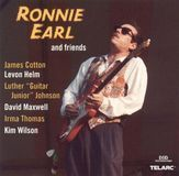 Ronnie Earl and Friends [CD], 08215901